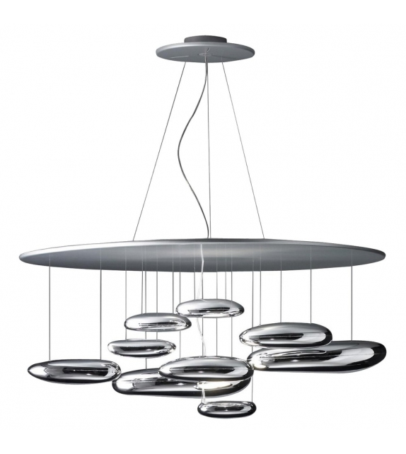 Ready for shipping - Artemide Mercury Suspension Lamp