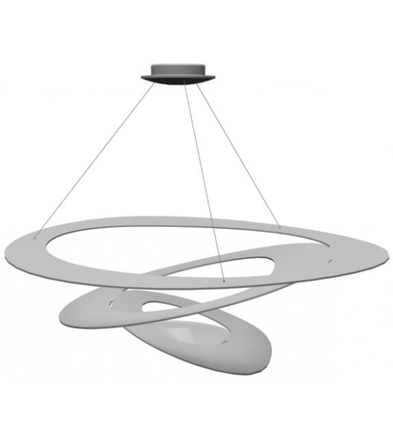 Ready for shipping - Pirce LED Artemide Suspension Lamp