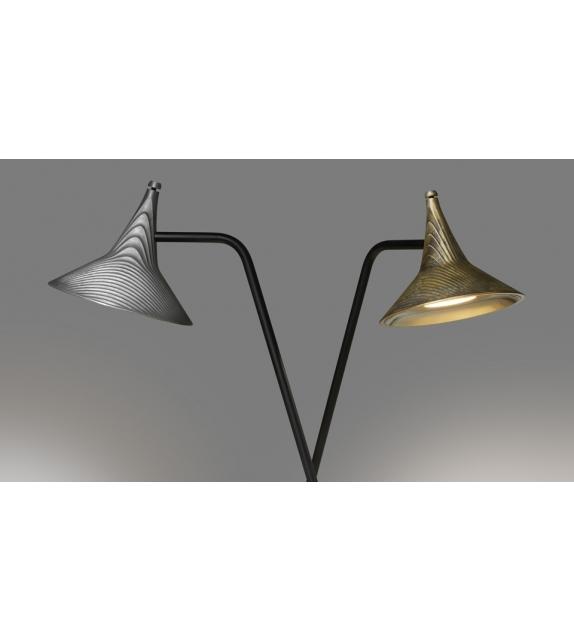 Prêt pour l'expédition - Unterlinden Artemide Lampe de Table