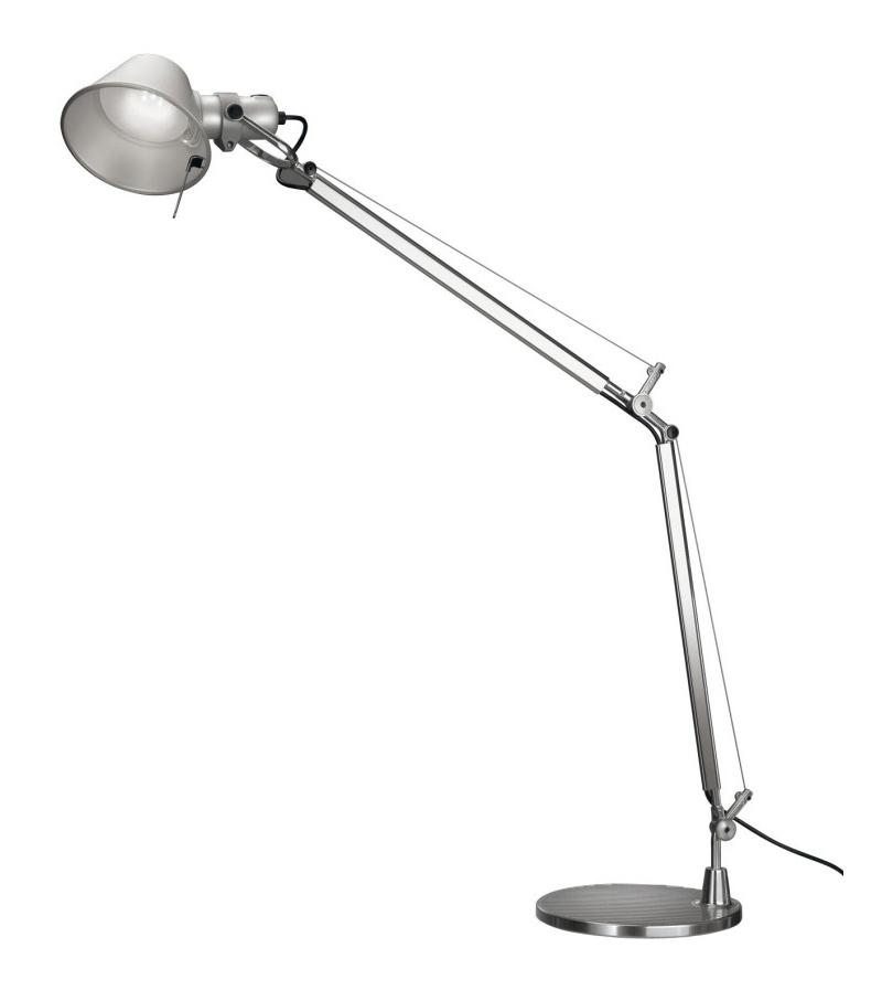 Pronta consegna - Tolomeo Mini LED Artemide Lampada Da Tavolo