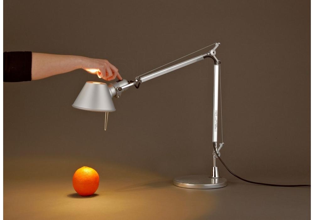 entregar Tolomeo Listo para LED Artemide Lámpara Mini De 0OPnk8wX