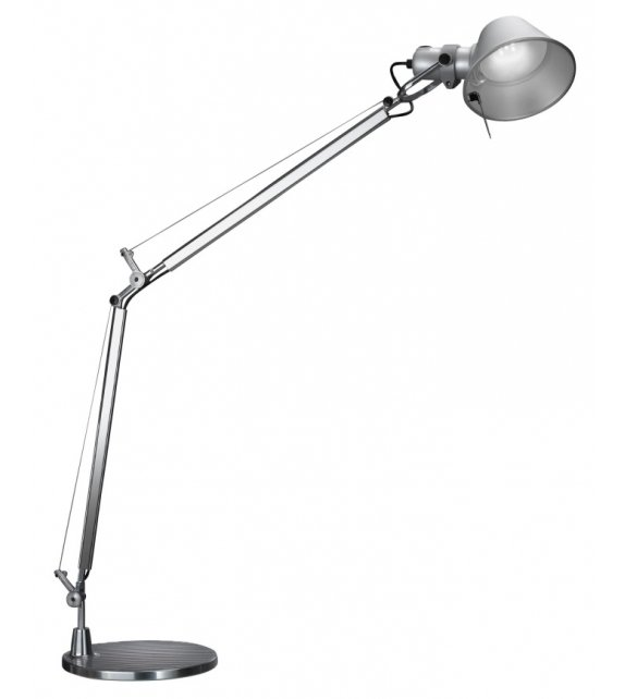 Ready for shipping - Artemide Tolomeo Halo Table Lamp