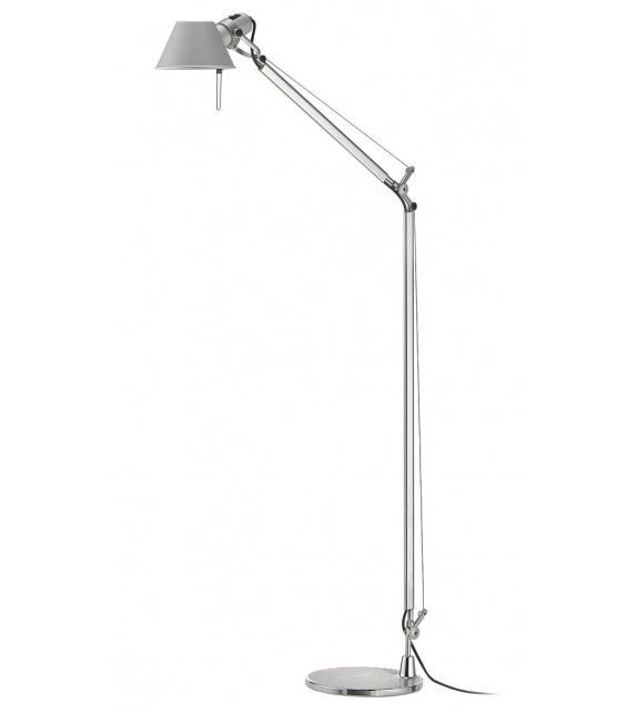 Ready for shipping - Tolomeo Lettura Halo Artemide Floor Lamp