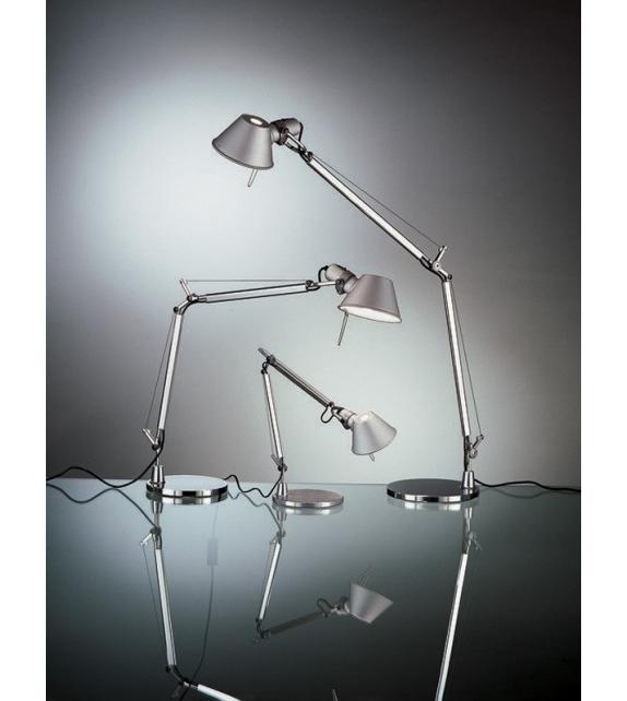 Pronta consegna - Tolomeo Mini Halo Artemide Lampada Da Tavolo