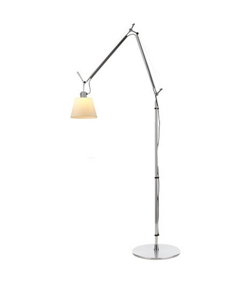Ready for shipping - Artemide Tolomeo Basculante Floor Lamp