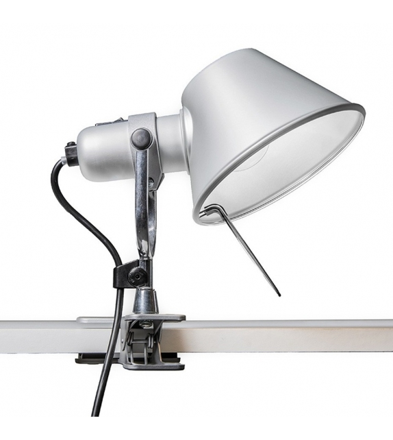 Ready for shipping - Tolomeo Pinza Artemide Lamp With Clamp