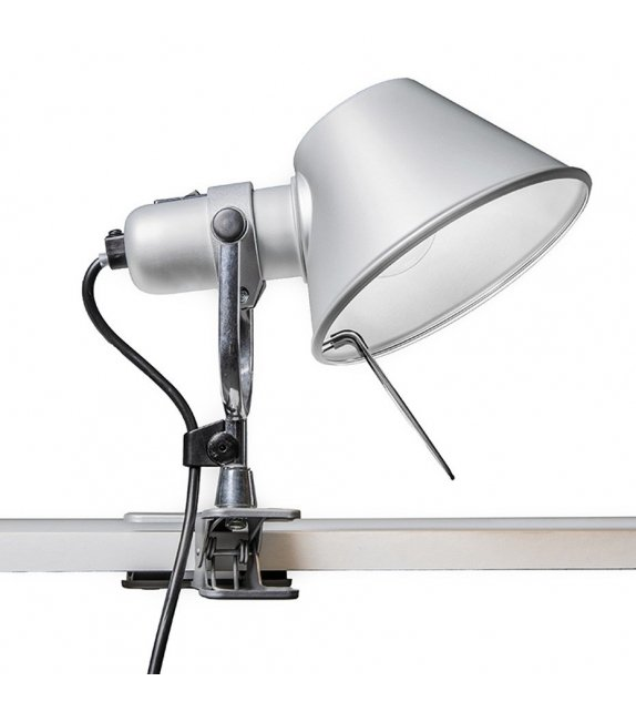 Ready for shipping - Artemide Tolomeo Pinza Lamp With Clamp