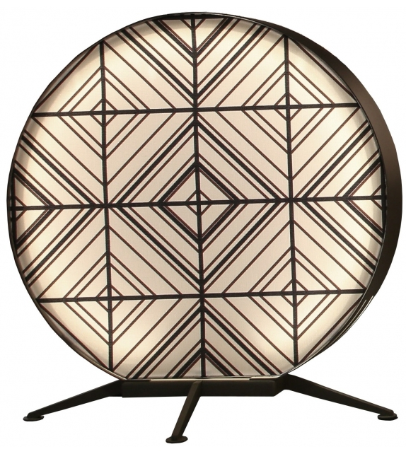 Contardi Babu Tribal Outdoor Floor Lamp