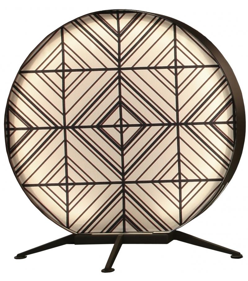 Contardi Babu Tribal Outdoor Floor Lamp