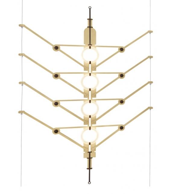 VVV Module DCW Éditions Lámpara de Suspensión