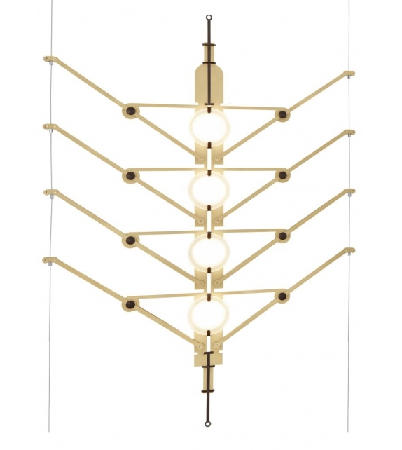 VVV Module DCW Éditions Suspension Lamp