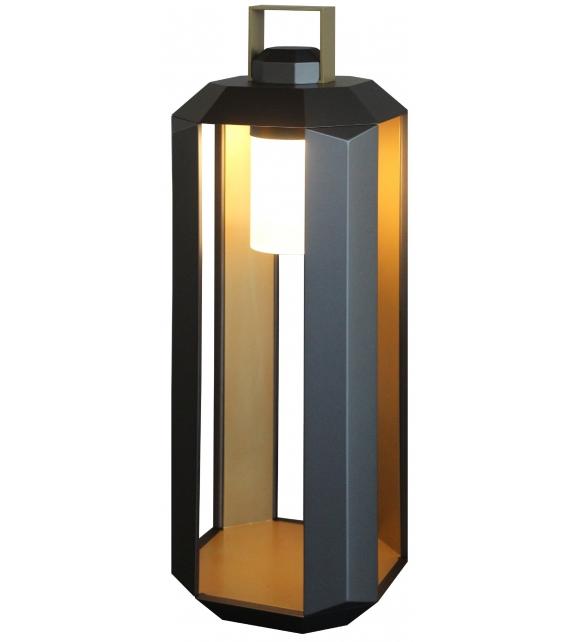 Cube Battery Contardi Lámpara Outdoor