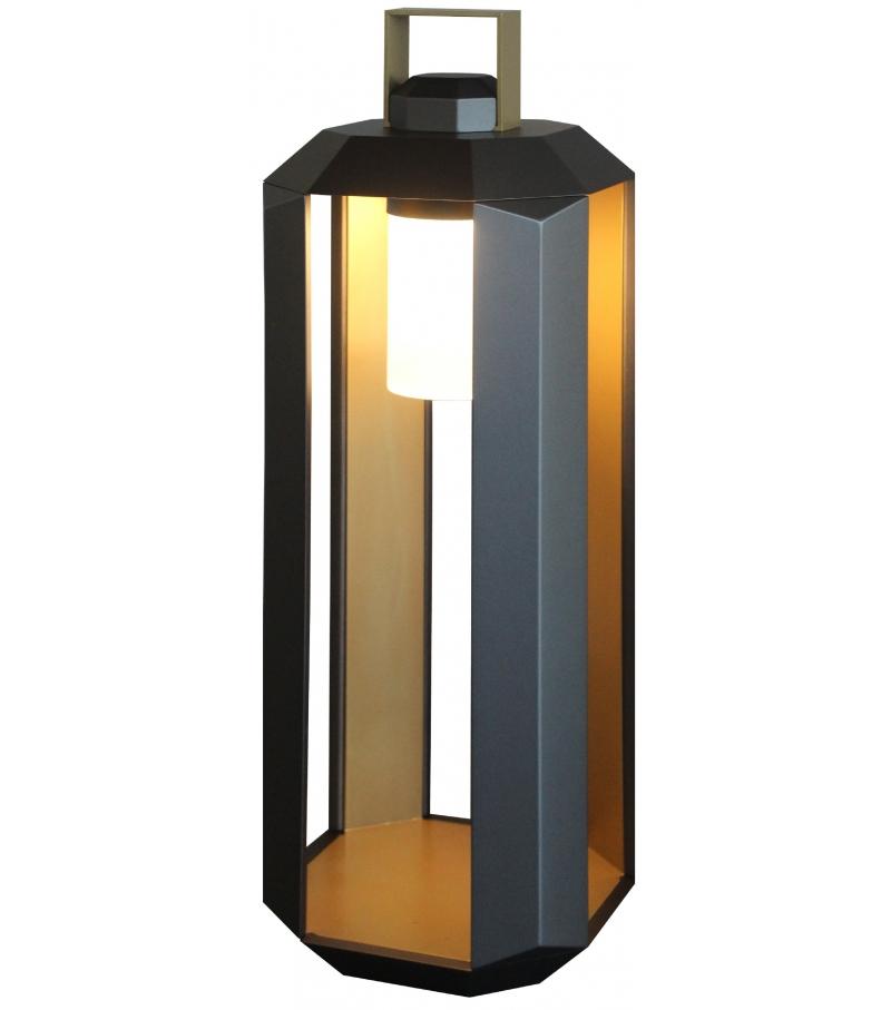 Cube Outdoor Contardi Lamp