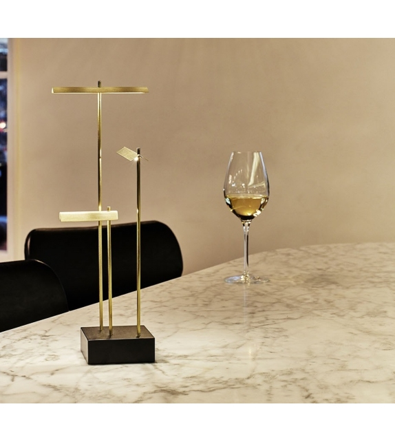 In The Sun DCW Éditions Table Lamp