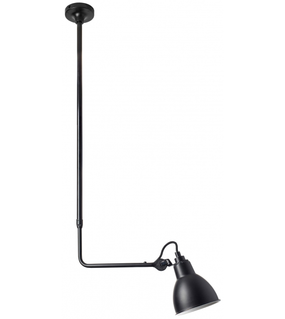 DCW Éditions-Lampe Gras N°313 Suspension Lamp