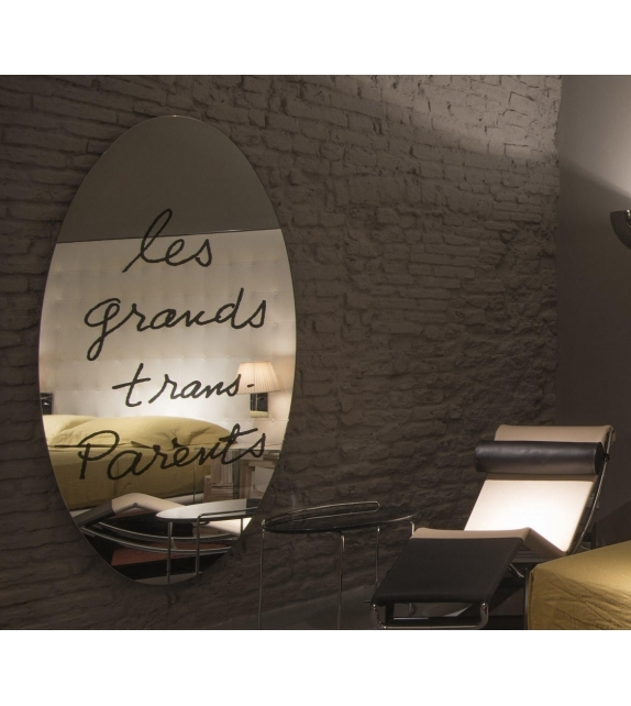 Ready for shipping - Les Grands Trans-Parents Cassina Mirror