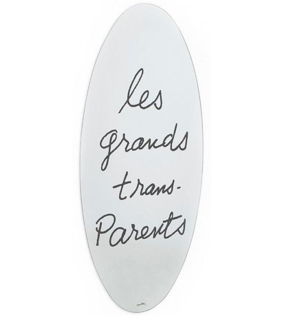 Ready for shipping - Cassina Les Grands Trans-Parents Miroir