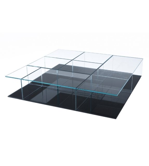 Ready for shipping - Cassina 269 Mex Coffee Table