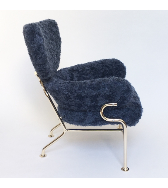 Ready for shipping - 836 Tre Pezzi Cassina Armchair