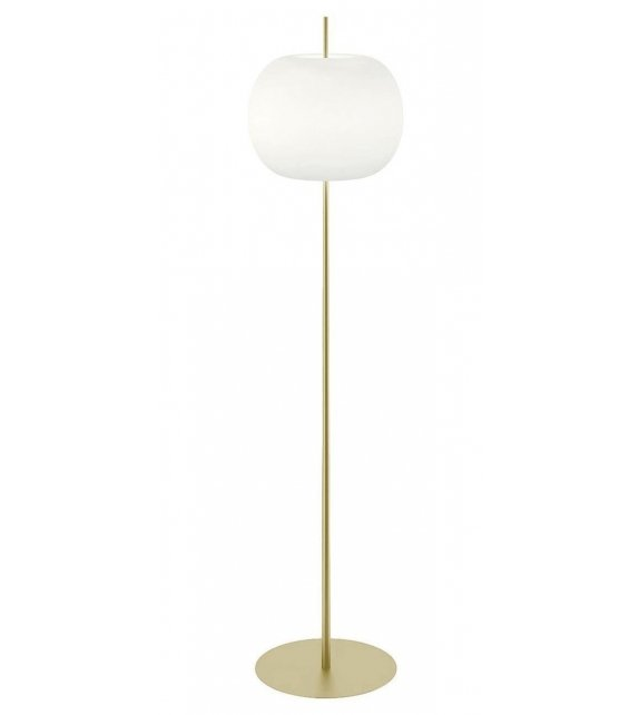 Kushi XL Kundalini Floor Lamp