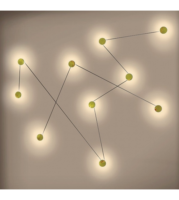 Azou Kundalini Wall Lamp