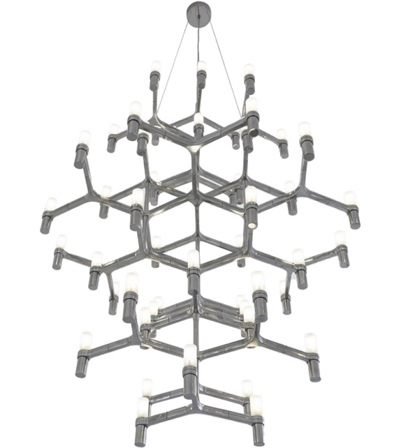 Ready for shipping - Crown Summa Nemo Chandelier
