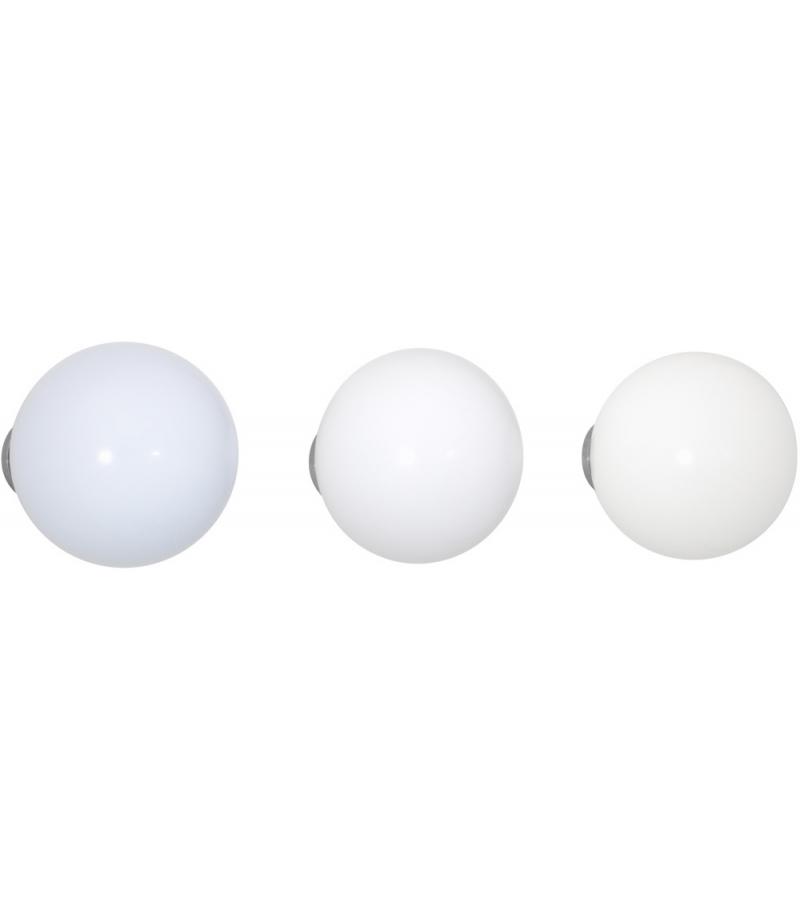Listo para entregar - Coat Dots Vitra Set De 3 Bolas