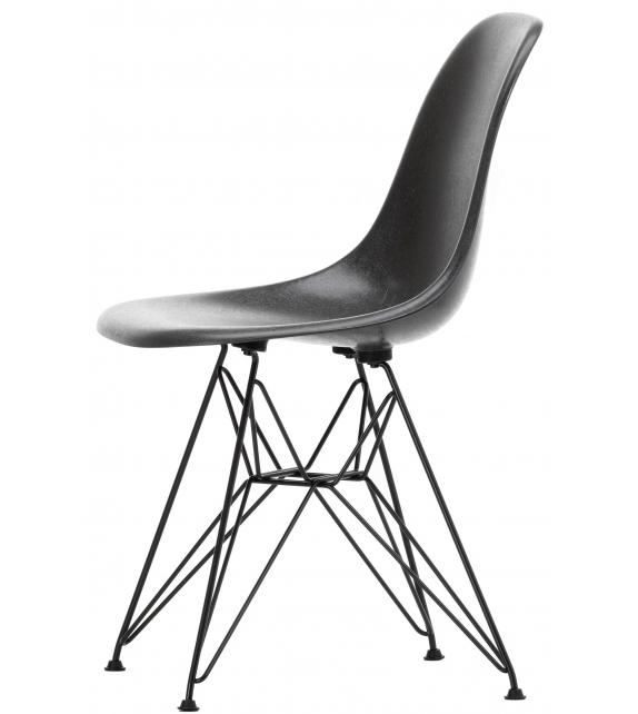 Eames Fiberglass Chair DSR Vitra Silla