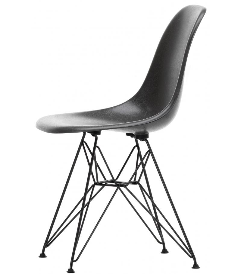 Eames Fiberglass Chair DSR Vitra Stuhl