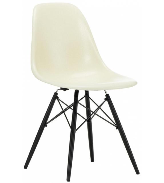 Prêt pour l'expédition - Eames Fiberglass Chair DSW Vitra Chaise