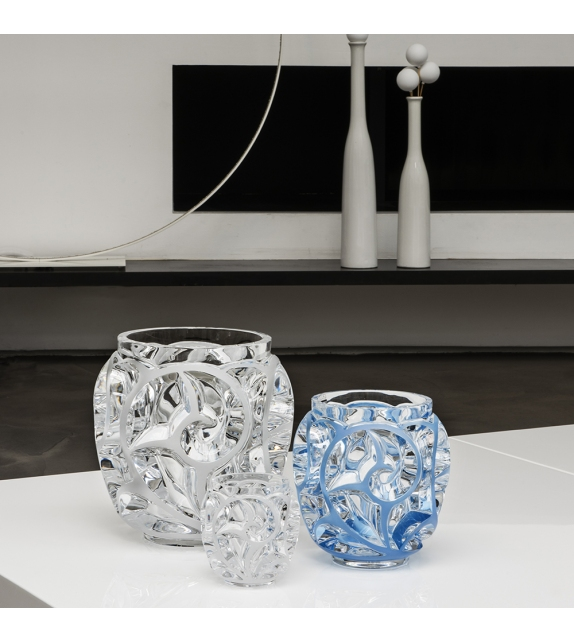 Pronta consegna - Tourbillons Lalique Vaso