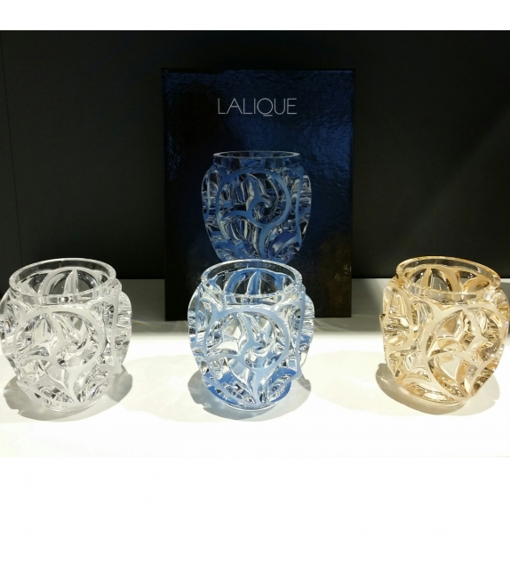 Versandfertig - Vase Tourbillons Lalique