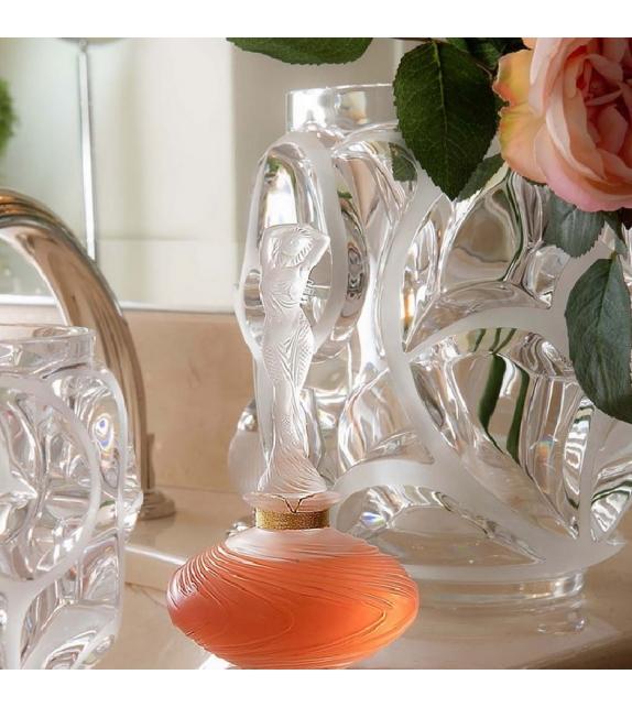 Listo para entregar - Tourbillons Lalique Jarrón