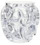 Prêt pour l'expédition - Tourbillons Vase Lalique