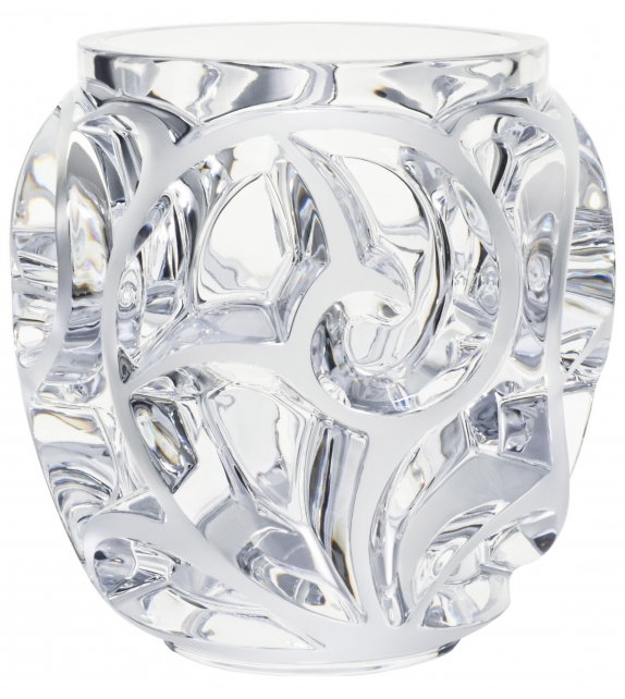 Ready for shipping - Lalique Tourbillons Vase
