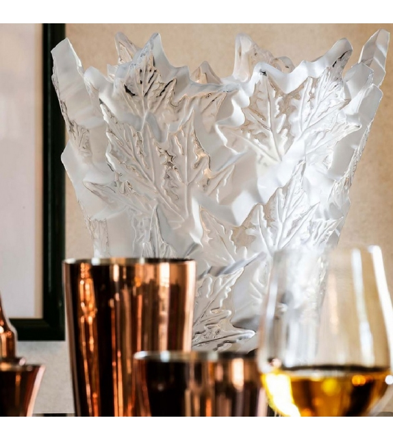 Versandfertig - Vase Champs-Elysees Lalique