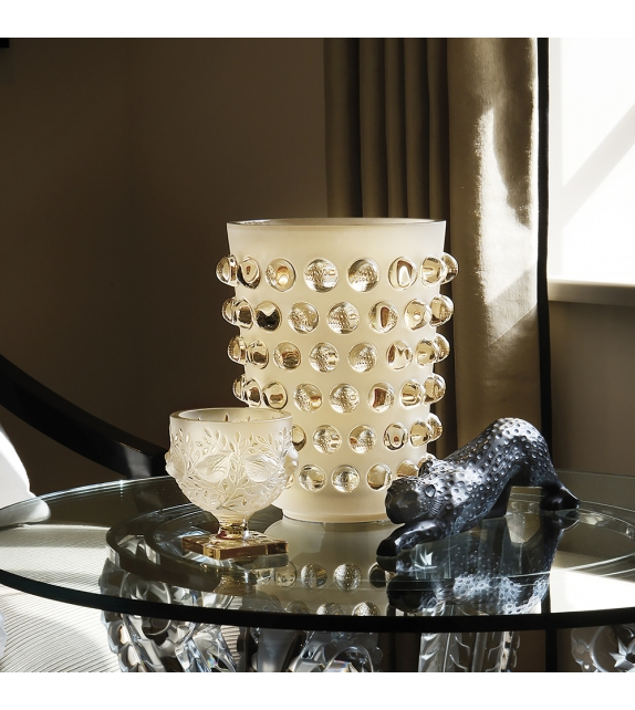 Ready for shipping - Zeila Lalique Sculpture