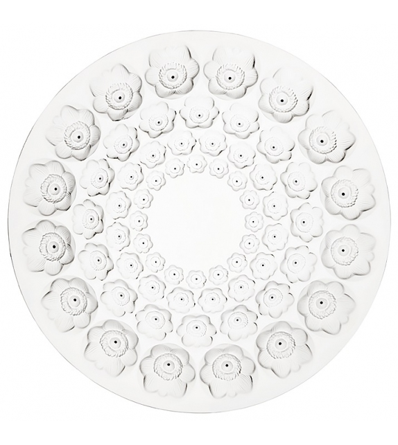 Versandfertig - Anemones Lalique Schüssel