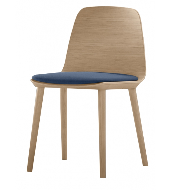 Treku Bisell Seat Upholstered Chair