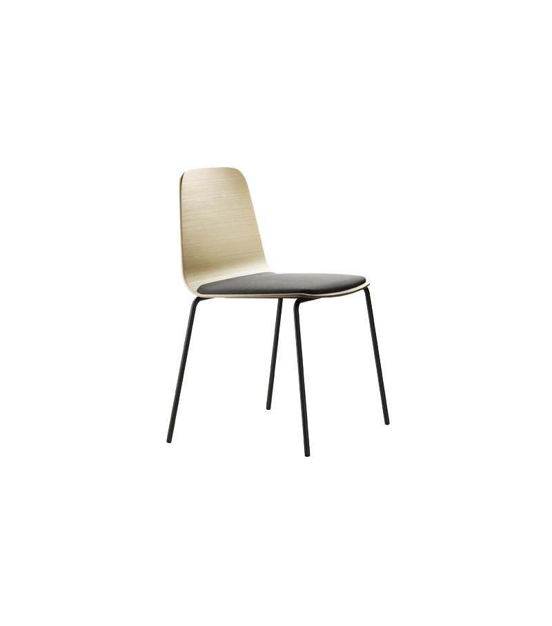 Bisell Treku Chair with Seat Upholstered with Conic Base