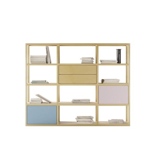 Treku Kai Bookcase K5