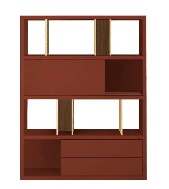 Treku Kai Bookcase K8
