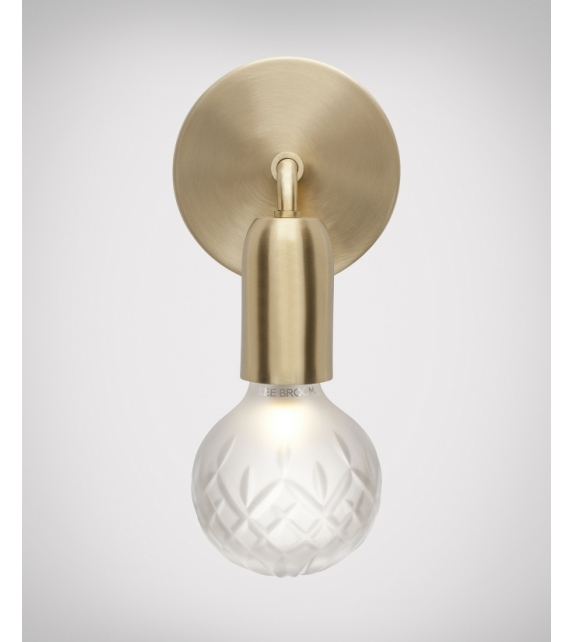 Crystal Bulb Lee Broom Applique