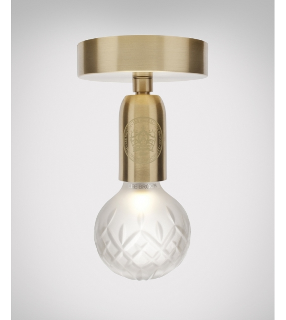 Lee Broom Crystal Bulb Ceiling Lamp