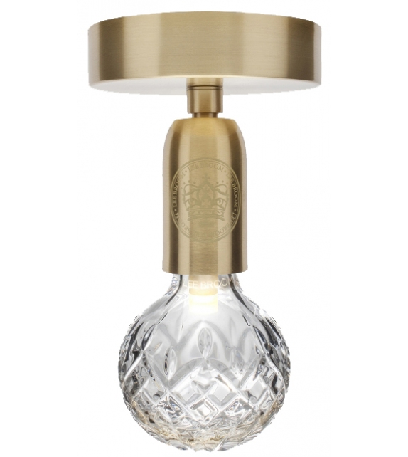 Crystal Bulb Lee Broom Lampada da Soffitto