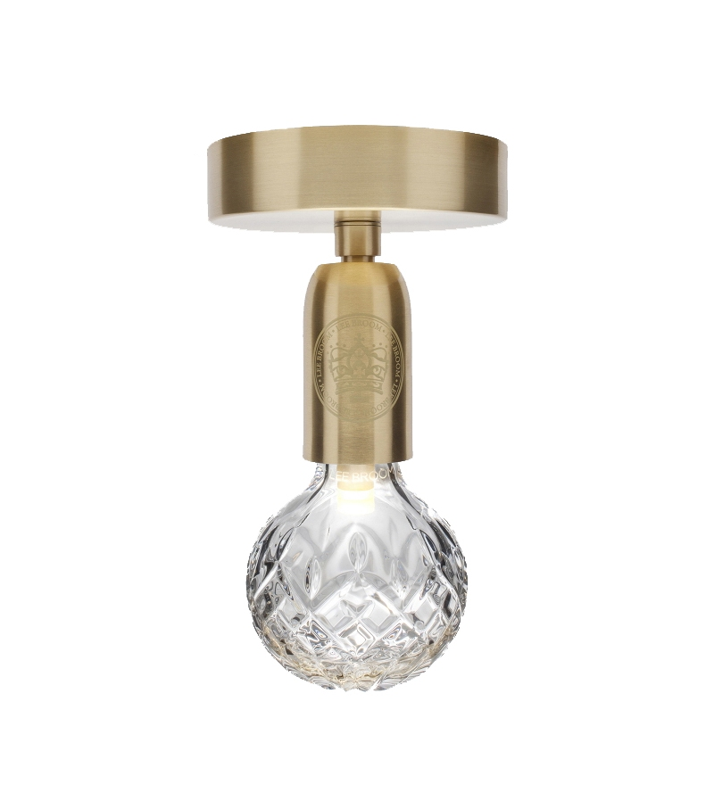 Crystal Bulb Lee Broom Ceiling Lamp