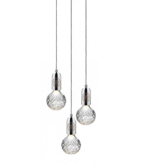 Crystal Bulb Lee Broom Lámpara de Suspensión