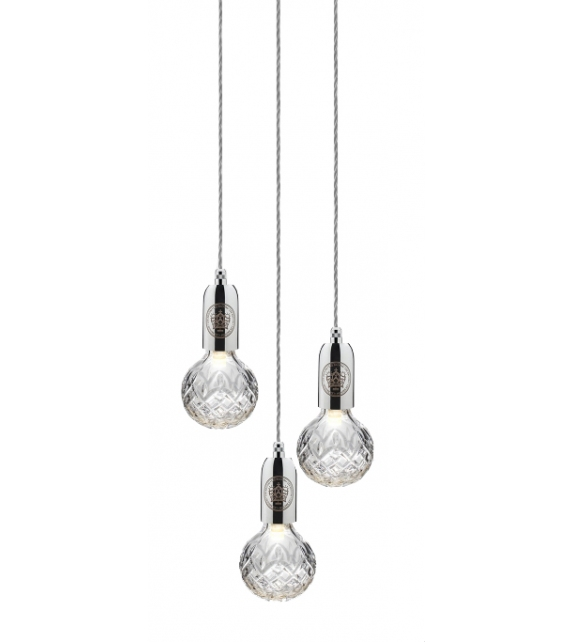 Crystal Bulb Lee Broom Suspension
