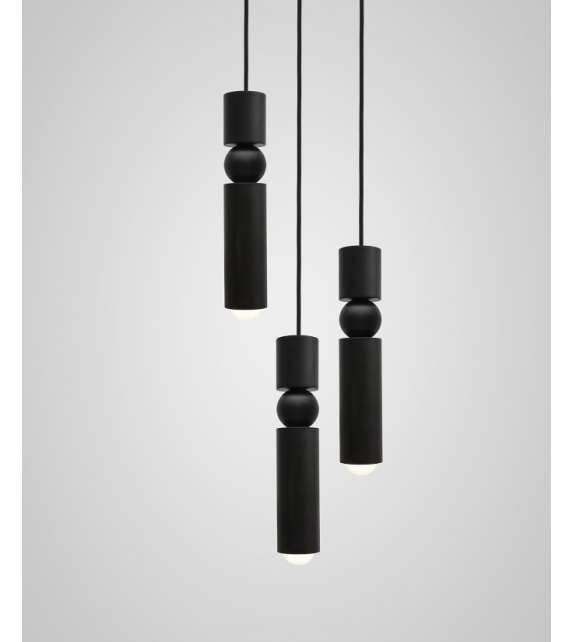 Fulcrum Chandelier 3 Tier Lee Broom Suspension