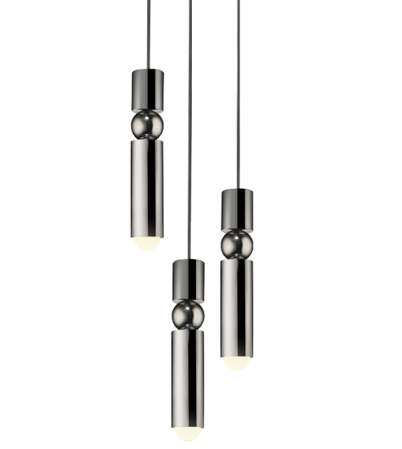 Fulcrum Chandelier 3 Tier Lee Broom Hängeleuchte